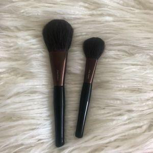 Shiseido Powder and Blush Brushes